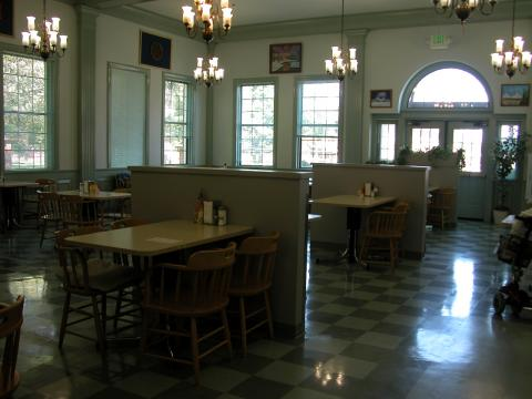 Orting Veterans Home Dining Hall