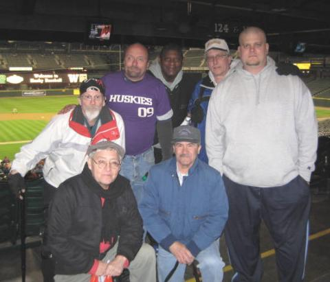 Building 9 for Veterans at Safeco